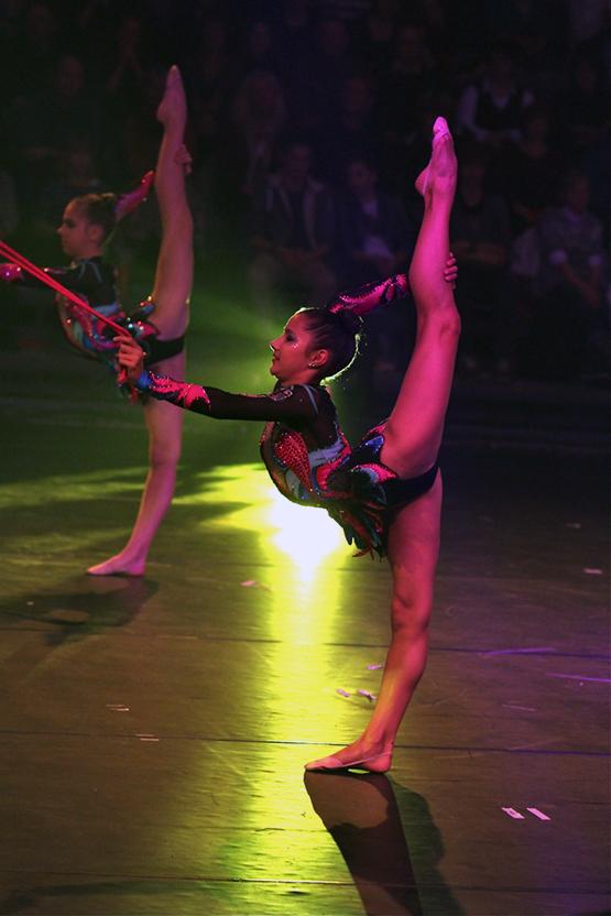 Gymmotion 2011 - SPIRIT