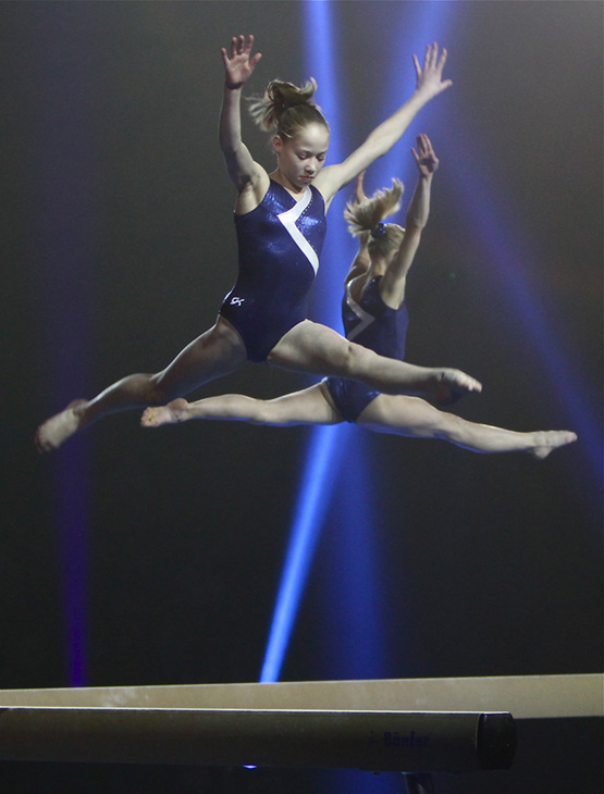 Gymmotion 2012 - STARS