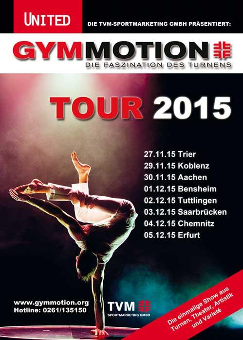 Gymmotion 2015 - UNIDET