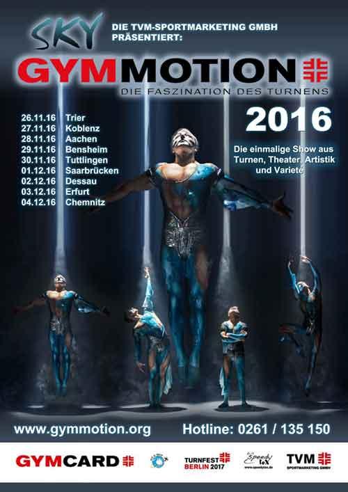 Gymmotion 2016 - Sky