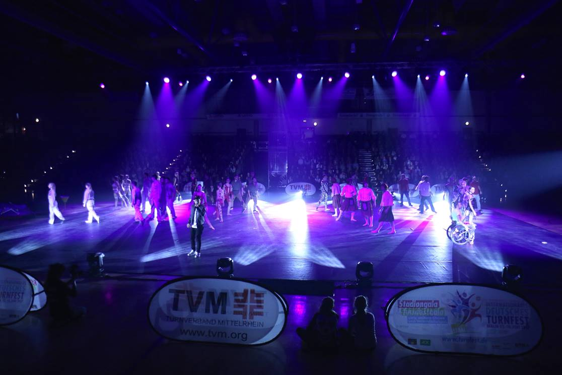 Gymmotion 2016 - Opening