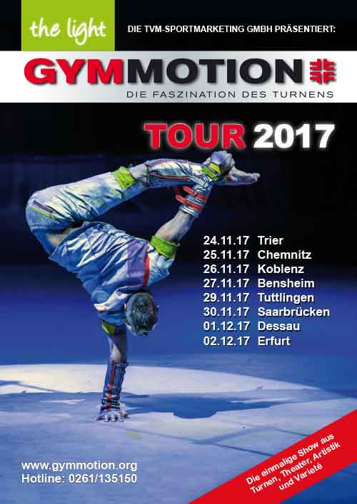 Gymmotion 2017 - the light