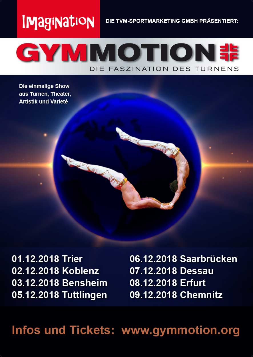 Gymmotion 2018 - Imagination